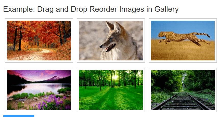 Drag and Drop Reorder with jQuery, PHP & MySQL | coderszine